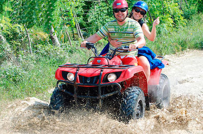 4WD, ATV and offroading in Punta Cana