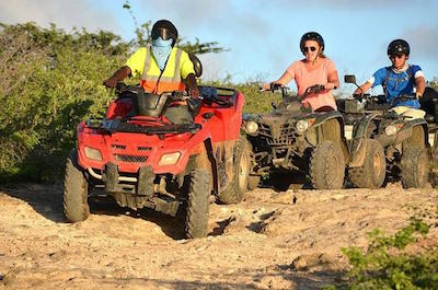 4WD, ATV, Offroading Curacao