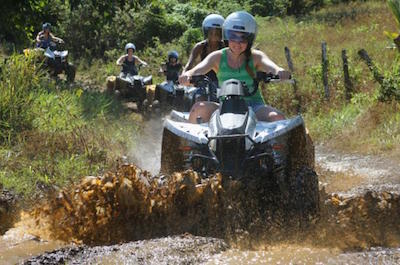 ATV and 4 WD toursin Montego Bay