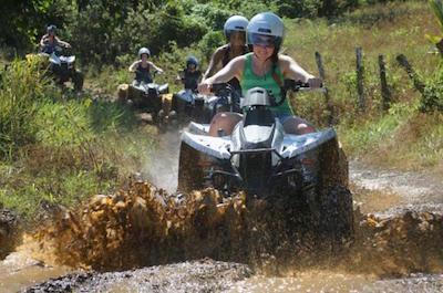 ATV and 4 WD toursin Montego Bay