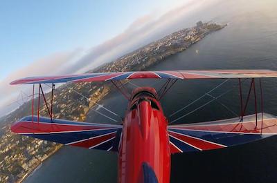 Air Tours in San Diego