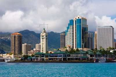 Aloha Tower Marketplace in Honolulu