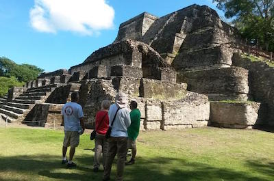 Altun Ha in Belize City