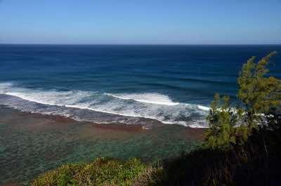 Anini Beach in Kauai
