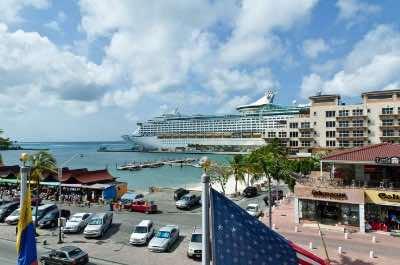 Aruba Cruise port