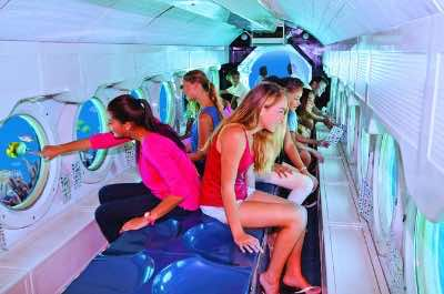Atlantis Submarines Expedition in Aruba