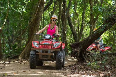 ATV, 4WD and off road tours in Cancun