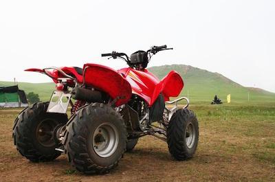 ATV Adventure in St. Kitts