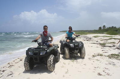 ATV and 4WD Tours in Cozumel