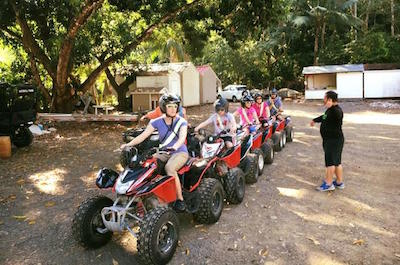 ATV and Off Road Tours in Jaco