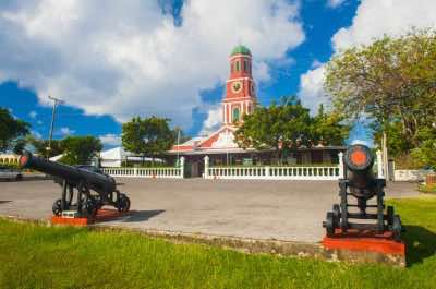 Barbados Historic Garrison