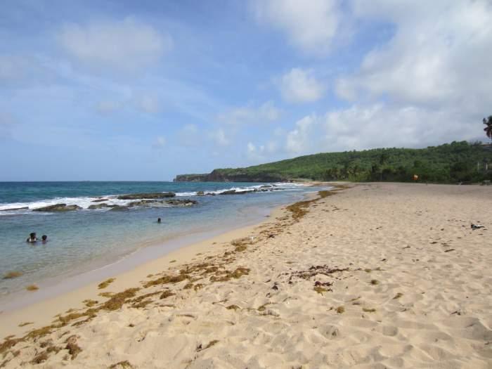 Bathway Beach in Grenada