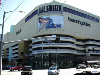 things to do in Beverly Hills - Beverly Center
