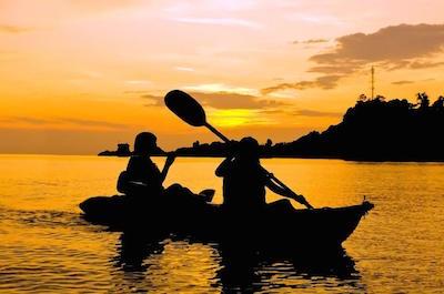 Bioluminescent Kayak Adventure from San Juan
