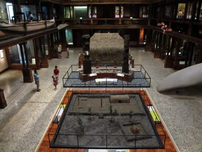 Bishop Museum in Honolulu