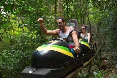 Bobsledding - Ocho Rios, Jamaica