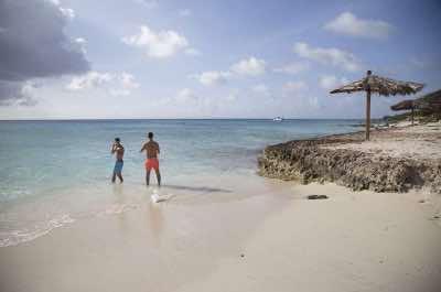 Boca Catalina Beach, Aruba
