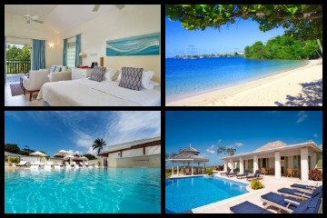 Calabash Luxury Boutique Hotel  in Grenada