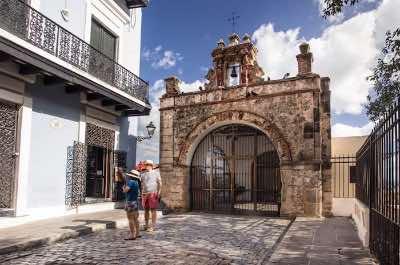 Calle del Cristo San Juan