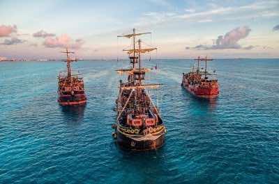 Captain Hook Pirate Ship