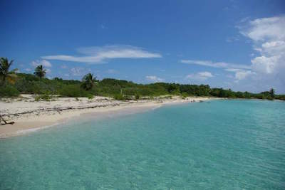 Cayo Icacos / Icacos Island