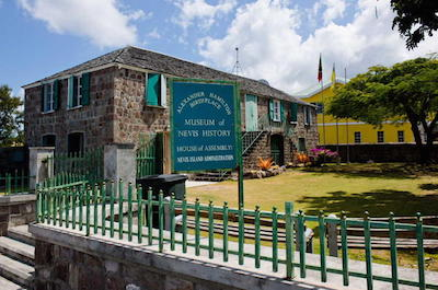 Charlestown Sightseeing in St. Kitts And Nevis