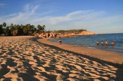 Chileno Beach in Los Cabos