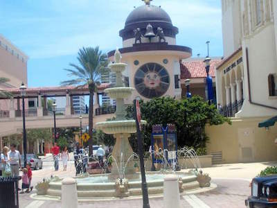 CityPlace in West Palm Beach