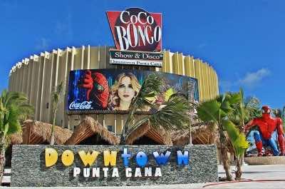 Coco Bongo in Punta Cana