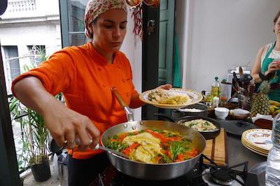 Cooking classes in Rio De Janeiro