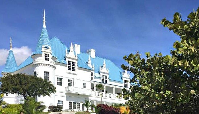 Cooper's Castle in Freeport