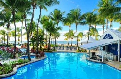 Courtyard by Marriott Isla Verde Beach Resort Puerto Rico