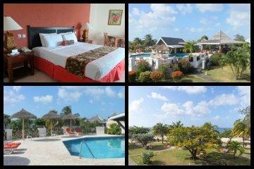 best Grenada resorts - Coyaba Beach