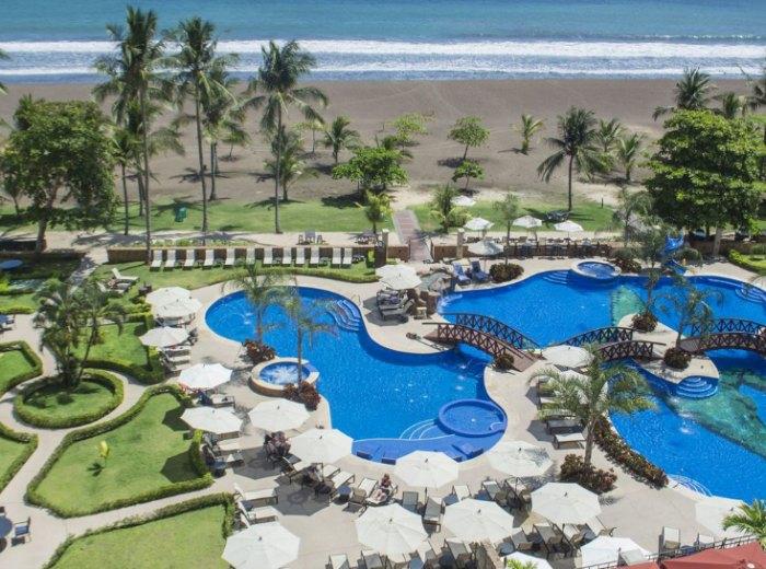 Croc's Resort and Casino in Jaco