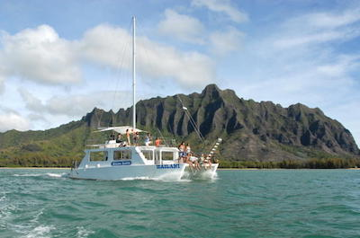 Cruises and Boat Tours In Oahu