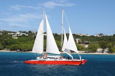 Cruises and Boats Sailing Tours Barbados