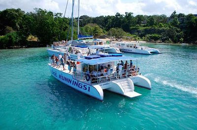 Cruises and sailing in Montego Bay
