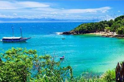 Cruises and sailing tours in Rio De Janeiro