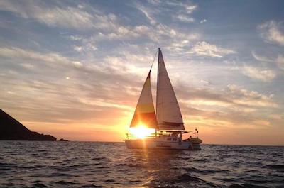 Cruises and water tours in Mazatlan