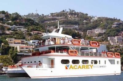 Cruises in Acapulco