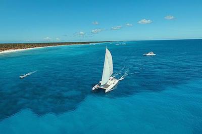 Cruises, sailing, water tours in La Romana