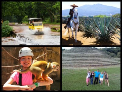 Day trips from Puerto Vallarta