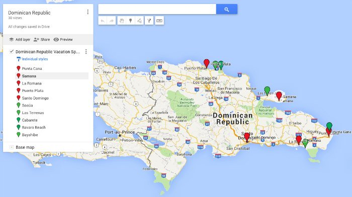 dominican-republic-vacation-destinations-map
