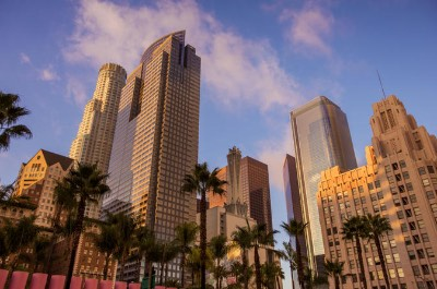 Downtown Historic District in Los Angeles