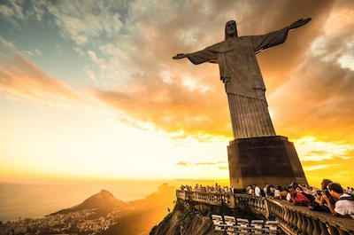 Early Access to Christ Redeemer Statue in Rio De Janeiro