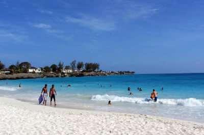 Enterprise (Miami) Beach in Barbados