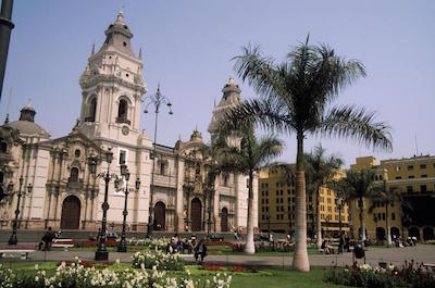 Explore the Historic Centre of Lima-Introduction