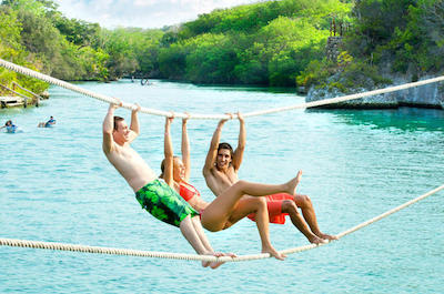 Explore Water Parks in Cancun