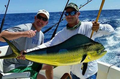 Fishing Tours in San Juan
