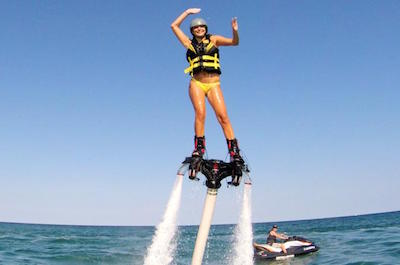 Flyboard Lessons in Boca Raton